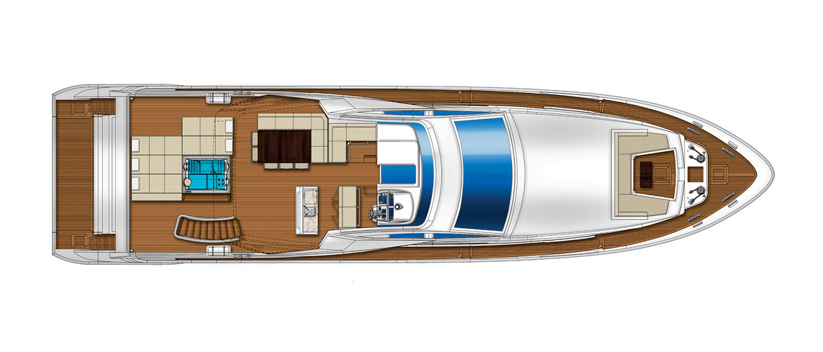 Flybridge (plan #3)