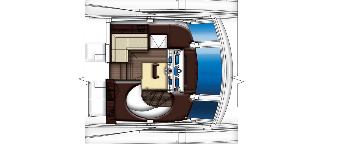 Wheelhouse (Raised Pilot House)