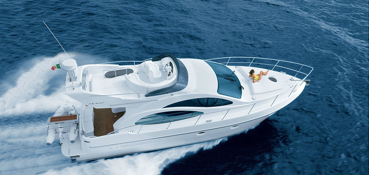 Azimut 42 Evolution