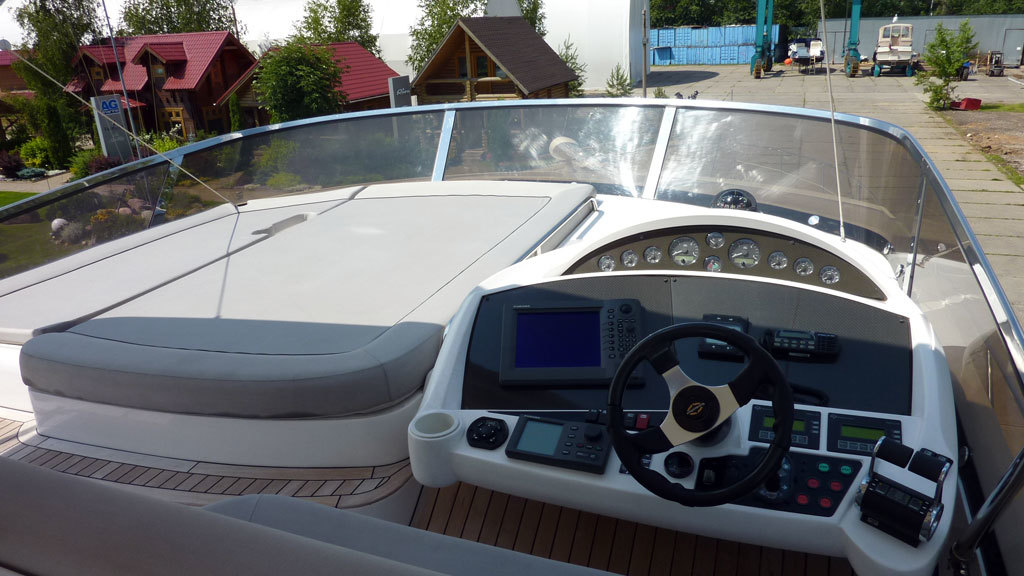 "Sunseeker 66 Manhattan ""Broom"""